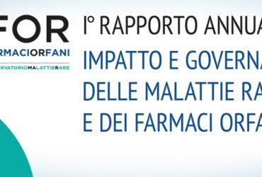 I rapporto OSSFOR: le malattie rare costano al ssn circa 1,2% della spesa pubblica